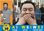 Truth Teller Trading Card: Ai Weiwei